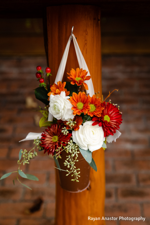 BlueBridge | BlueBridge Event Center | Michigan Event Center | Michigan Wedding Venue | Flower Design