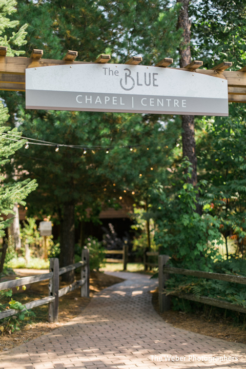 BlueBridge | Blue Chapel/Centre | Summer Wedding | Fall Wedding | Northern Michigan Wedding Venue